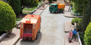 Waste collectors need a waste transfer note
