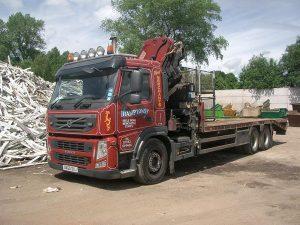 HIAB lorry hire