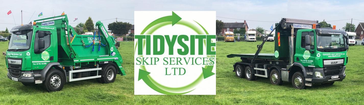 Tidysite Skip Services